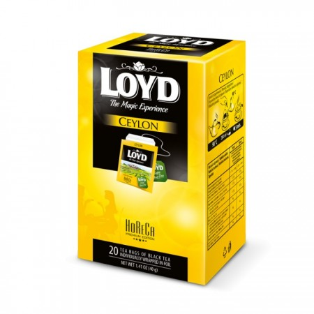 Herbata LOYD Ceylon Tea 2g x 20 szt