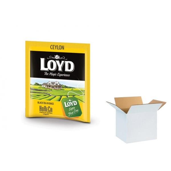 Herbata LOYD Ceylon Tea 2g x 500 szt
