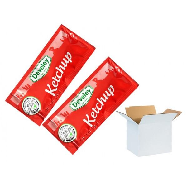 Ketchup saszetkach Develey 12g x 100 szt