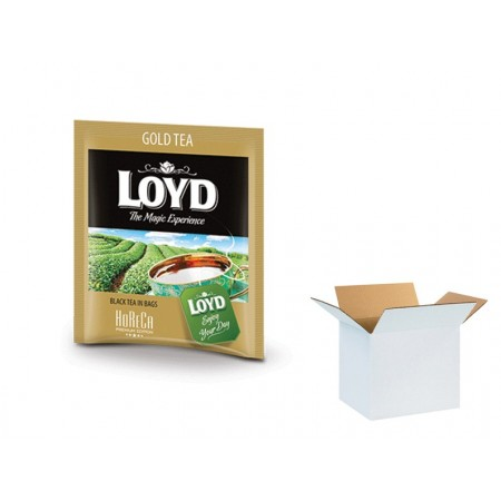 Herbata LOYD Gold Tea 2g x 500 szt