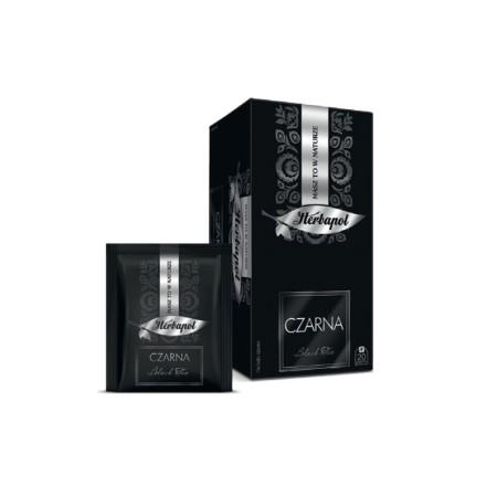 Herbata HERBAPOL czarna 1,8g x 20 szt