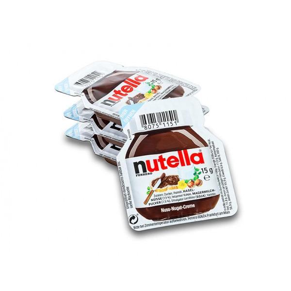 Krem orzechowy kakaowy NUTELLA 15g 60 szt