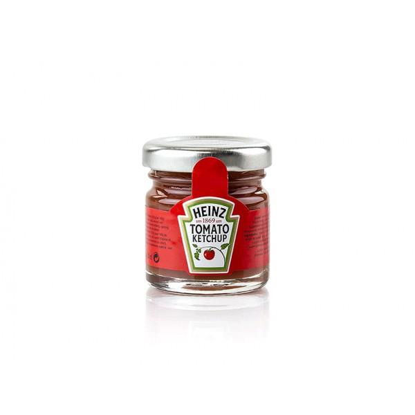 Ketchup HEINZ mini słoik 34ml x 80 szt