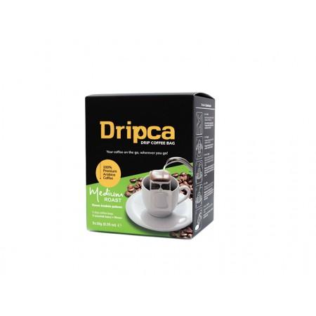 Dripca kawa mielona z filtrem Light x 5 szt.