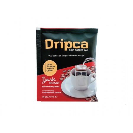 Dripca kawa mielona z filtrem Dark x 5 szt.