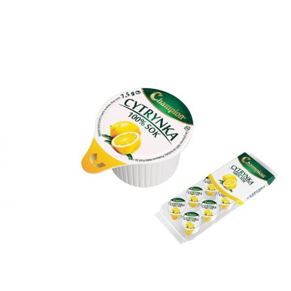 Sok cytrynowy w płynie 7,5g x 10 szt