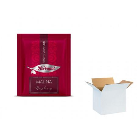 Herbata HERBAPOL malinowa 1,7g x 1000 szt