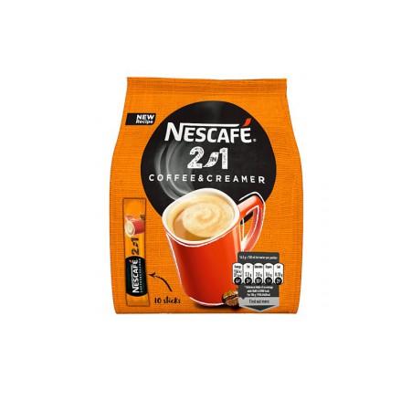 Kawa NESCAFE 2w1 w saszetkach 8g x 10 szt