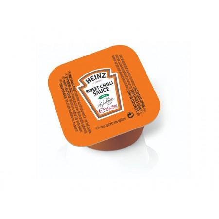 Sos HEINZ słodkie chilli DIPPOT 25g x 100 szt