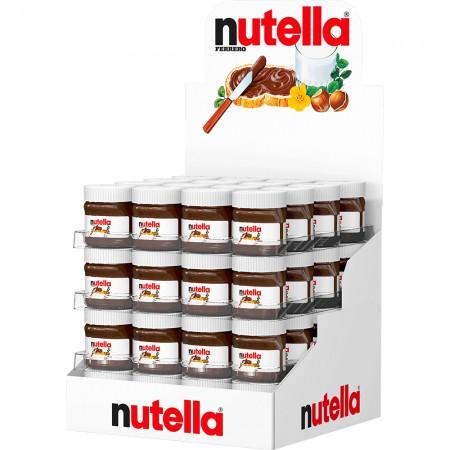 Krem orzechowo kakaowy mini NUTELLA 25g x 64 szt