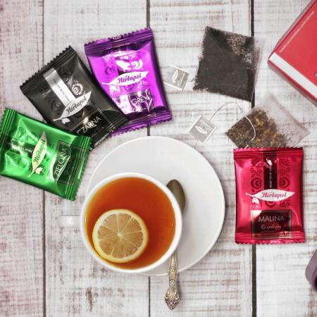 Herbata HERBAPOL Premium earl grey 2g x 20 szt