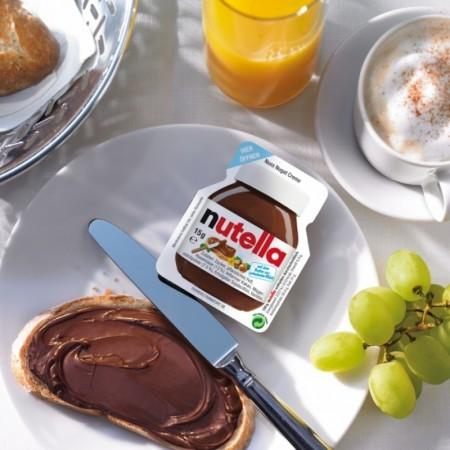 Krem orzechowo kakaowy mini NUTELLA 15g x 120 szt