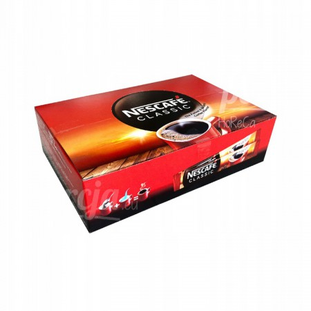 Kawa NESCAFE Classic w saszetkach 2g x 100 szt