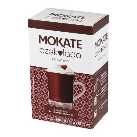 Napój czekoladowy Klasyczny Mokate (25g*8)