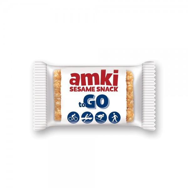 Sezamki amki TO GO mini 10g x 60 szt